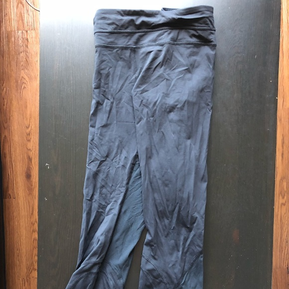 lululemon athletica Pants - Black cropped lululemon workout pants!